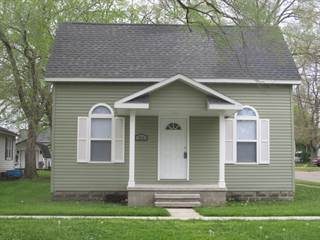Single Family for sale in 314 East Ensey Street, Tuscola, IL, 61953