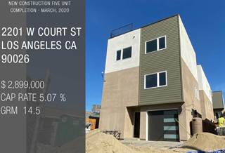 Multi-family Home for sale in 2201 W Court Street, Los Angeles, CA, 90026