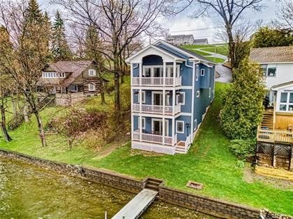 Residential for sale in 4228 E Lake Rd, Conesus Lake, NY, 14487