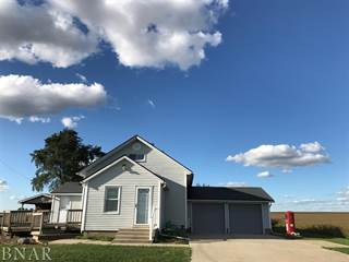 Single Family for sale in 13252 E 700 North Rd, Greater Heyworth, IL, 61772