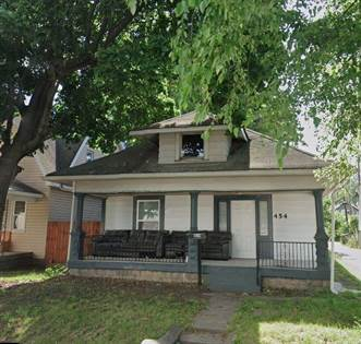 Residential Property for rent in 454 North Tibbs Avenue, Indianapolis, IN, 46222