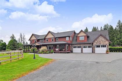 Single Family for sale in 24760 ROBERTSON CRESCENT, Langley Township, British Columbia