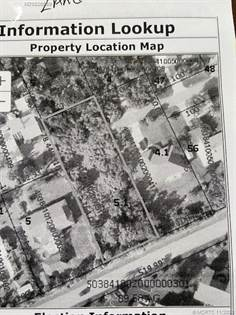 Lots And Land for sale in 5522 SE Hull Street, Stuart, FL, 34997