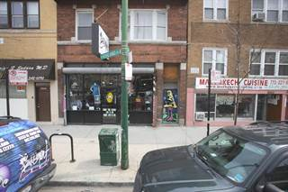 Comm/Ind for rent in 1415 North Ashland Avenue REAR, Chicago, IL, 60622