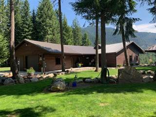 Single Family for sale in 2 Bull River Bay Estates, Noxon, MT, 59853