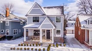 Single Family for rent in 955 S BATES Street, Birmingham, MI, 48009