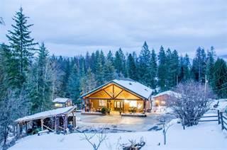 Single Family for sale in 1572 Teetzel Road, Creston, British Columbia, V0B1G7