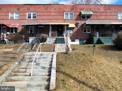 Residential Property for sale in 4139 THE ALAMEDA, Baltimore City, MD, 21218
