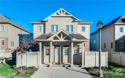 Residential Property for sale in 228 JESSICA Crescent Unit #A, Kitchener, Ontario, N2R 0C5