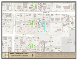 Land for sale in 3230 Kelly Street, Scottdale, GA, 30079