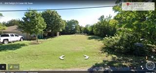 Land for sale in 807 Twilight Drive, Cedar Hill, TX, 75104