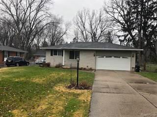 Single Family for rent in 29622 PURITAN Street, Livonia, MI, 48154