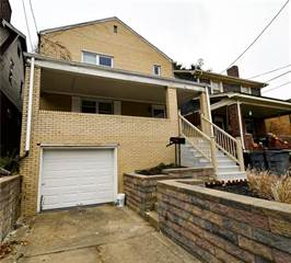 Single Family for sale in 1241 Brookline Blvd, Brookline, PA, 15226