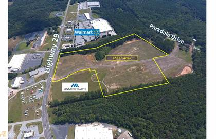 Lots And Land for sale in 1380 E Franklin St, Hartwell, GA, 30643