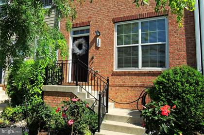 Residential Property for sale in 15 GARDENSIDE PL, Towson, MD, 21286