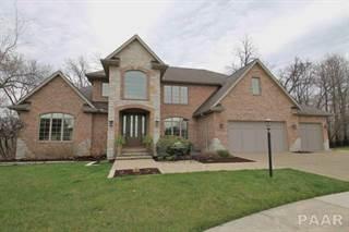 Single Family for sale in 5126 N PRIMROSE Court, Peoria, IL, 61615