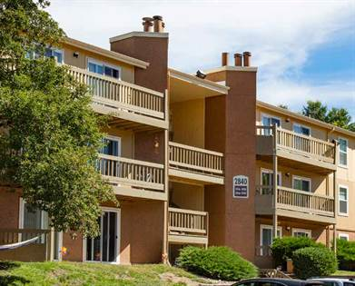 Apartment for rent in 2880 Woodland Hills Drive, Colorado Springs, CO, 80918