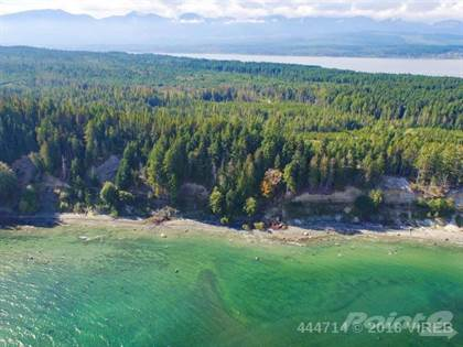 Lots And Land for sale in 7000 The Point Road LT 7, Denman Island, British Columbia, V0R 1T0