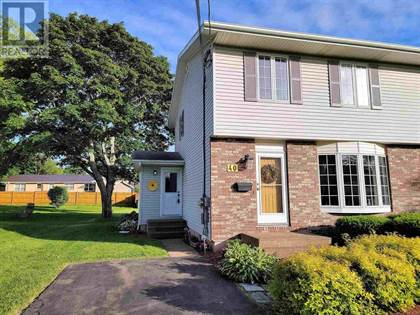 Single Family for sale in 40 Colonel Gray Drive, Charlottetown, Prince Edward Island, C1A2S7