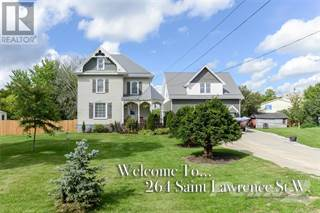 Single Family for sale in 264 ST LAWRENCE STREET, Madoc, Ontario