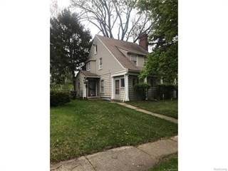 Single Family for sale in 16816 INVERNESS Street, Detroit, MI, 48221