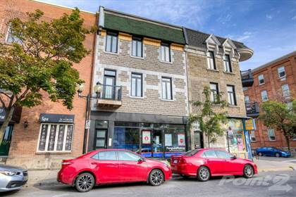 Commercial for sale in 3255-3257 Rue St-Jacques, Montreal, Quebec