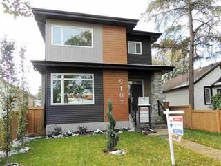 Single Family for sale in 9107 81 AV NW, Edmonton, Alberta, T6C0W9