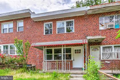Residential Property for sale in 4233 BONNER ROAD, Baltimore City, MD, 21216