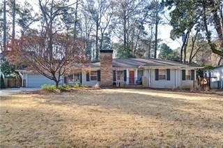 Single Family for sale in 702 Wesley Drive NW, Atlanta, GA, 30305