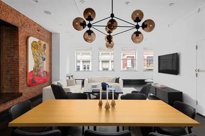 Residential Property for sale in 114 Spring St 6FL, SoHo, NY, 10012