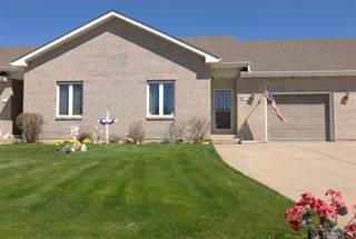 Townhouse for sale in 877 Sandhurst Drive, Sandwich, IL, 60548
