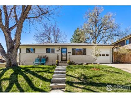Residential Property for sale in 4550 Brookfield Dr, Boulder, CO, 80305