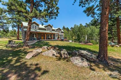Single-Family Home for sale in 23196 Oehlmann Park Road , Conifer, CO, 80433