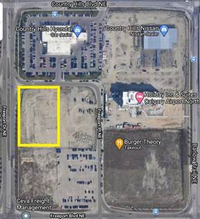 Vacant Land for sale in 20 Freeport Drive NE, Calgary, Alberta, T3J0T6