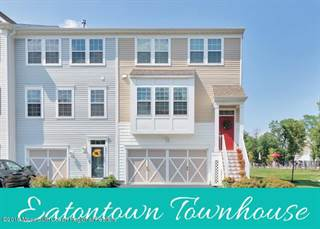 Townhomes for Sale in Eatontown - 10 Townhouses in Eatontown
