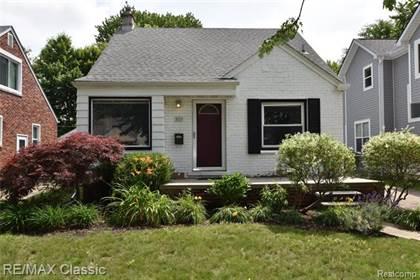 Residential Property for sale in 301 S MINERVA Avenue, Royal Oak, MI, 48067