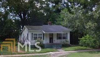 Single Family for sale in 422 E Chappell, Griffin, GA, 30223