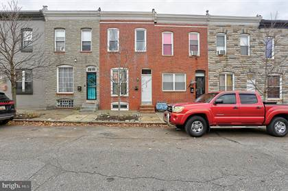 Residential Property for sale in 3307 LEVERTON AVENUE, Baltimore City, MD, 21224