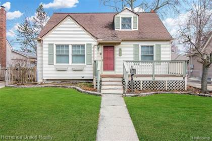 Residential Property for sale in 702 N Harvey Street, Plymouth, MI, 48170