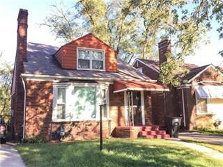 Single Family for sale in 18284 WASHBURN Street, Detroit, MI, 48221
