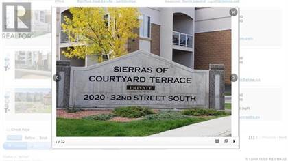 Single Family for sale in 2020 32 Street S, Lethbridge, Alberta, T1K7T9