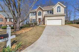 Single Family for sale in 1565 Watercove Lane, Lawrenceville, GA, 30043