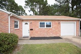 Single Family for sale in 54 Nathan Street, Hampton, VA, 23669