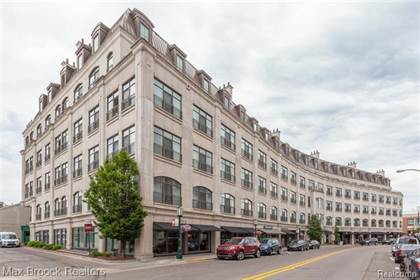 Residential Property for sale in 111 WILLITS ST APT 301, Birmingham, MI, 48009