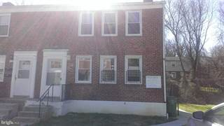 Townhouse for rent in 4519 FAIRFAX ROAD, Baltimore City, MD, 21216