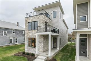 Single Family for sale in 1219 Spann Avenue, Indianapolis, IN, 46203