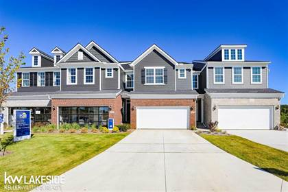 Residential for sale in 4890 Broomfield Way 64, Orion Twp, MI, 48362
