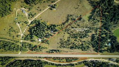 Lots And Land for sale in 933E Yellowhead Hwy S, Clearwater, British Columbia, V0E 1N0