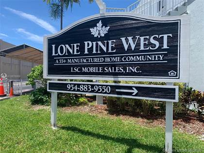 Residential Property for sale in 332 W Lone Pine Lane, Pembroke Park, FL, 33009
