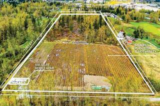 Farm And Agriculture for sale in 26869 48 AVENUE, Langley Township, British Columbia